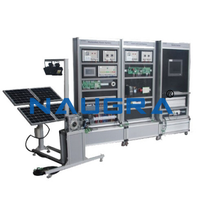 COMPLETE TRAINING SYSTEM FORELECTRICAL POWER GENERATION