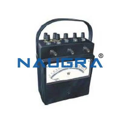 Wattmeter UPF