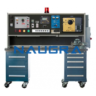 Test Bench For Electric Machines