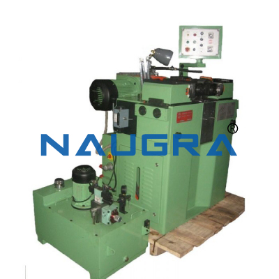 Heavy Duty Hydraulic Thread Rolling Machine