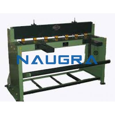 Shearing Machines and Bending Machines