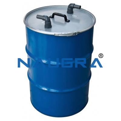 Wheeled Storage Tank