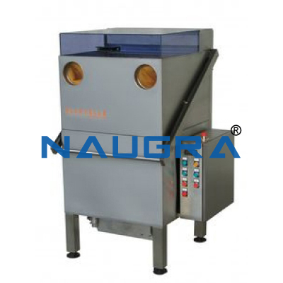 Degreasing section
