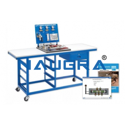 PNEUMATIC LEARNING SYSTEM BENCH