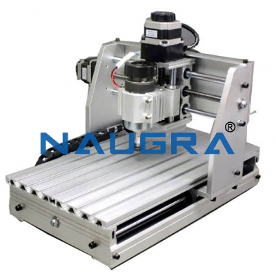 CNC DRILLING/MILLING MACHINE (3-AXIS)