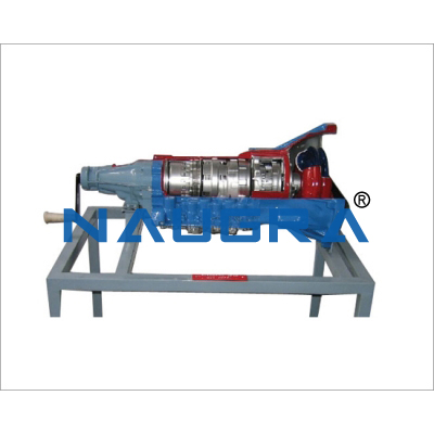Automatic gear box ( Cut Model )