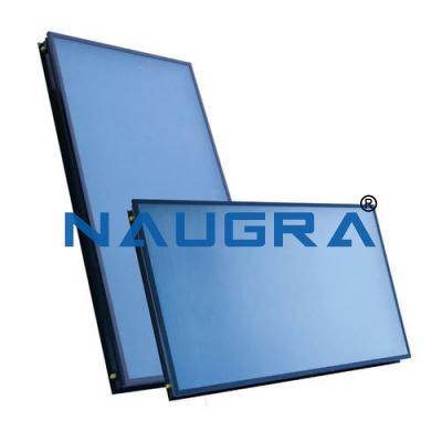Flat Focusing Solar Collector
