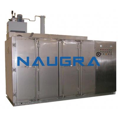 Contact Plate Freezer