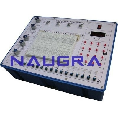 DIGITAL AND ANALOG LOGIC TRAINER