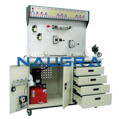 Hydraulic Training System For Civil Lab