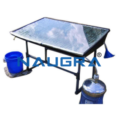 Solar Distillation Apparatus