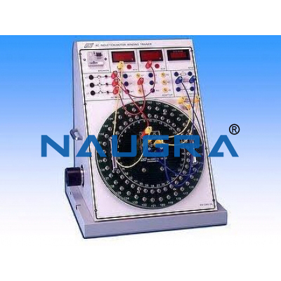 AC Induction Motor Winding Trainer Power Electronics
