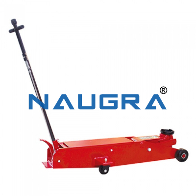 Hydraulic Long Floor Jack